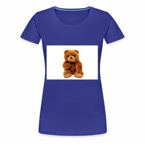 Brown Teddy - Women's Premium T-Shirt