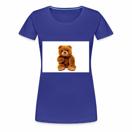 Brown Teddy - Women's Premium T-Shirt