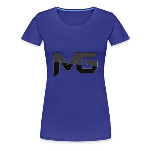 mg logo 2 - Women's Premium T-Shirt