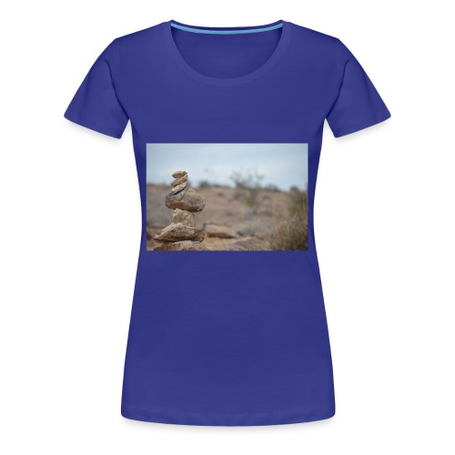 Rocks - Women's Premium T-Shirt