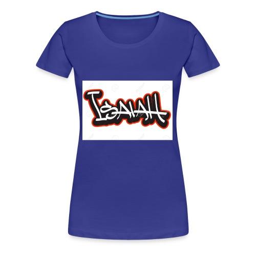 Isaiah - Women's Premium T-Shirt