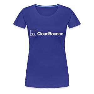 CloudBounce - Women's Premium T-Shirt