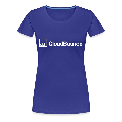 CloudBounce - Women's Premium T-Shirt
