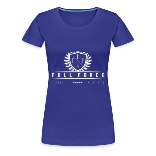 Full Force Clothing Apparel - Women's Premium T-Shirt