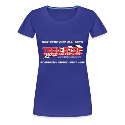 TS TShirtBackDesign2018 - Women's Premium T-Shirt