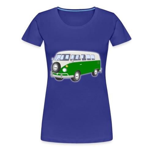 Vus - Women's Premium T-Shirt