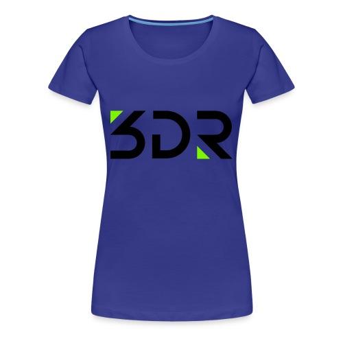 3dr logo - Women's Premium T-Shirt