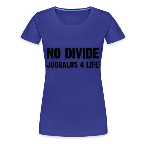 NO DIVIDE - Women's Premium T-Shirt