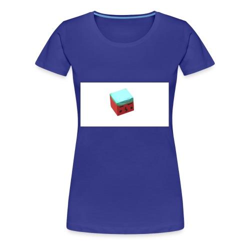 cubeboy - Women's Premium T-Shirt