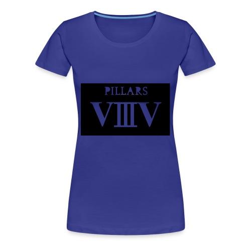 Pillars 535 - Women's Premium T-Shirt