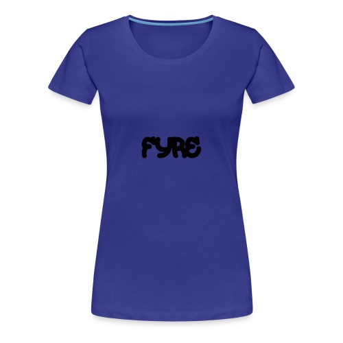 Fyre Hoodie - Women's Premium T-Shirt