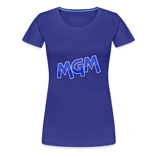 MGM - Women's Premium T-Shirt