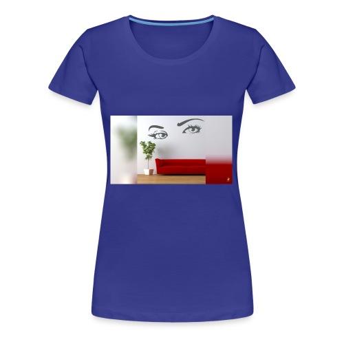 B0B092A9 A98D 45D6 9E71 F8010E301E42 - Women's Premium T-Shirt