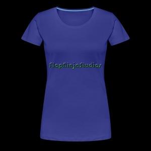 flopninjastudios - Women's Premium T-Shirt