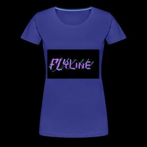 Flyline fun style - Women's Premium T-Shirt