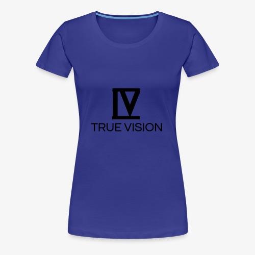 True Vision - Women's Premium T-Shirt