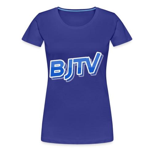 BJTV - Women's Premium T-Shirt
