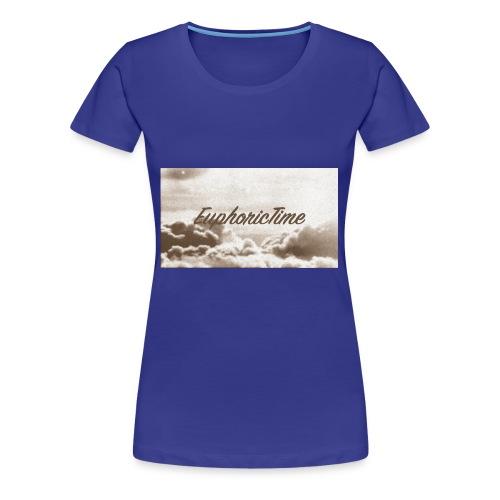 EuphoricTime Sepia - Women's Premium T-Shirt