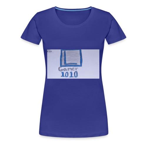 Luis Gamer 1010 merch - Women's Premium T-Shirt