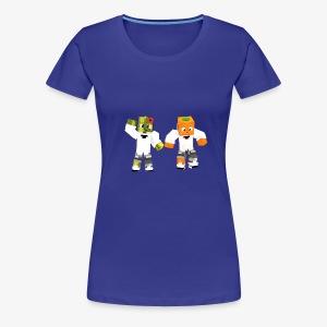 tangermelon - Women's Premium T-Shirt