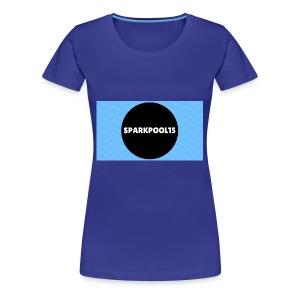 SPARKPOOL15 - Women's Premium T-Shirt