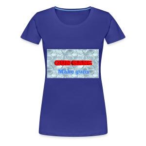 THE GUNS - Women's Premium T-Shirt
