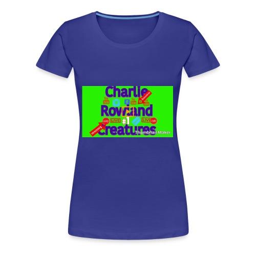 CF91BEF7 C753 47D8 9968 6C041FC9ACC9 - Women's Premium T-Shirt