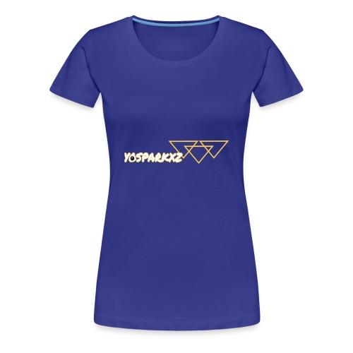 yosparkxz - Women's Premium T-Shirt