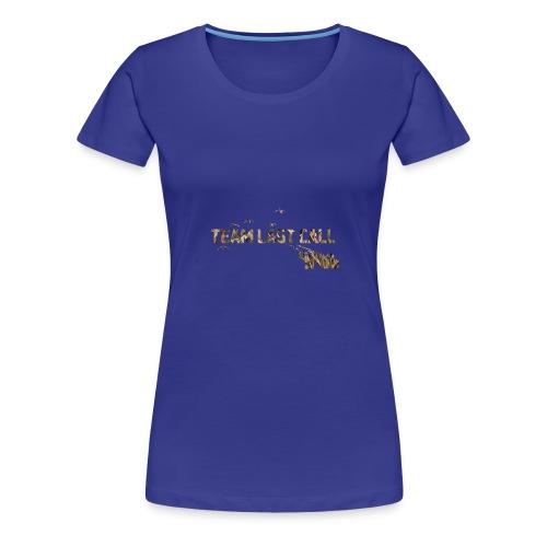 Team Last Call official Logo - Women's Premium T-Shirt