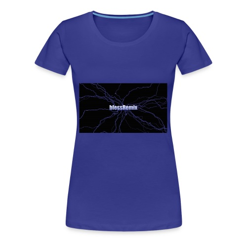blessRemix hoodie - Women's Premium T-Shirt