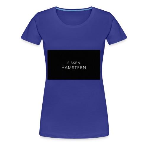 Fisken och Hamstern - Women's Premium T-Shirt