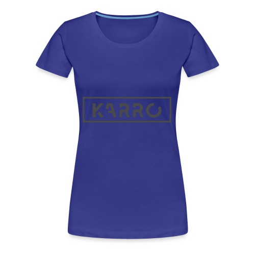 KarroLog - Women's Premium T-Shirt