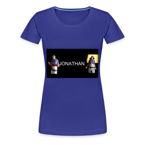 jonathan - Women's Premium T-Shirt