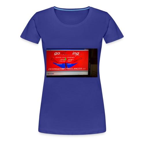 WP 20180914 12 48 32 Pro HDƯƠNGNIÊ - Women's Premium T-Shirt