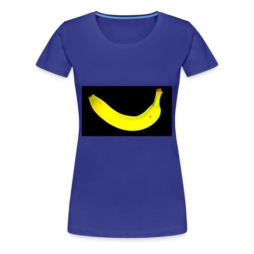 banana 2002541 1920 - Women's Premium T-Shirt
