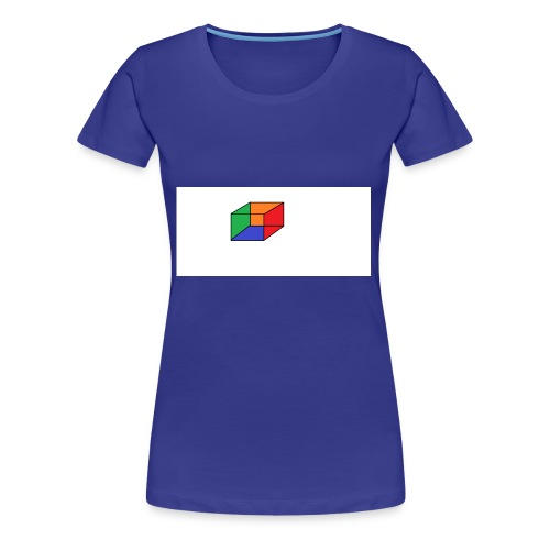 Cubical - Women's Premium T-Shirt