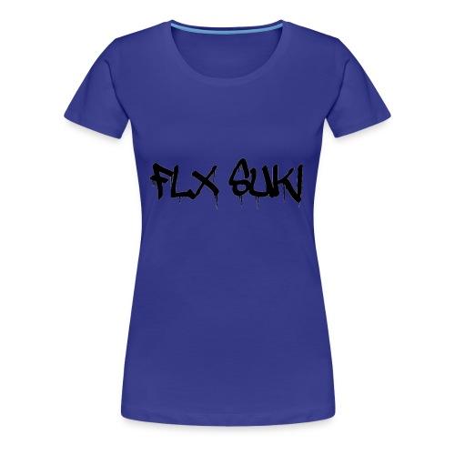 FLX SUKI - Women's Premium T-Shirt