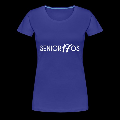 Senior17os - Women's Premium T-Shirt