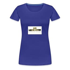 Limited Edition Shirt - Women's Premium T-Shirt