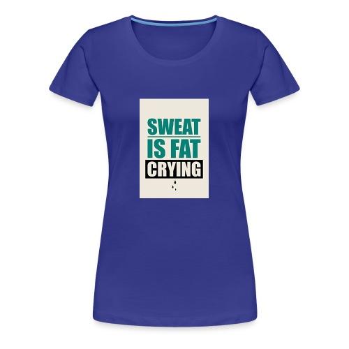 Gym Motivation 2017 Tank Top - Women's Premium T-Shirt