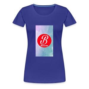 Bursona Records Merch - Women's Premium T-Shirt
