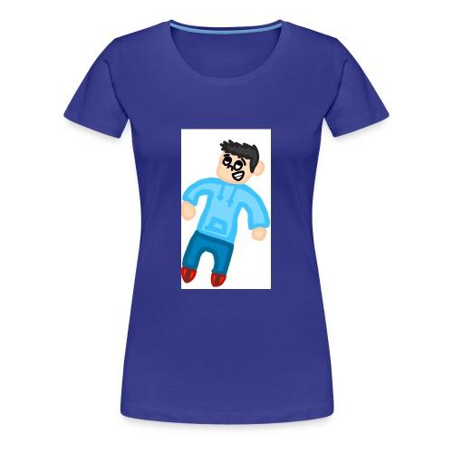 JiggleBro Full - Women's Premium T-Shirt