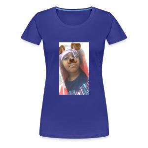 Anniyahthegreatest.com - Women's Premium T-Shirt