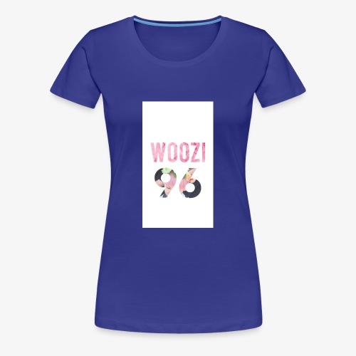 Woozi - Women's Premium T-Shirt
