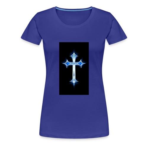 Cross 83540981 1e4c 4d27 9e6a f712b84418a3 - Women's Premium T-Shirt