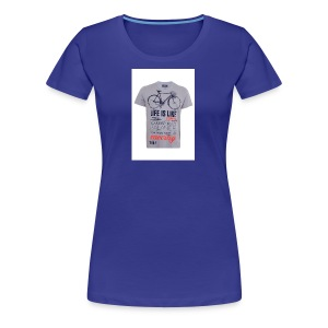 Forum Camiseta Forum Muscle Bike Life Cinza 2569 7 - Women's Premium T-Shirt