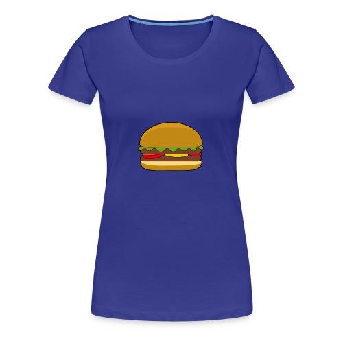 TheBurger - Women's Premium T-Shirt