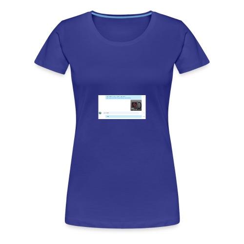 74357abedf89a7c24c9849509037d480_-1- - Women's Premium T-Shirt