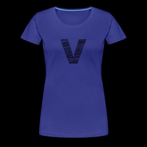 Varsity Beach - Women's Premium T-Shirt