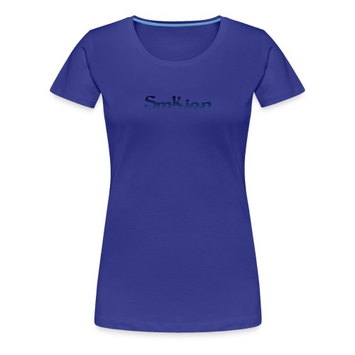 My channel name and logo - Women's Premium T-Shirt